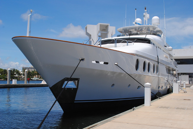 Chartering a superyacht is the ultimate holiday